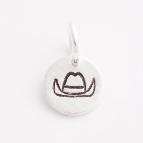 Teeny Tiny Cowboy Hat Charm
