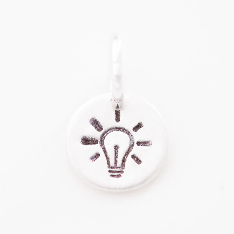 Teeny Tiny Bright Idea Charm