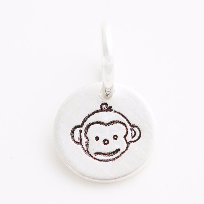 Teeny Tiny Little Monkey Charm
