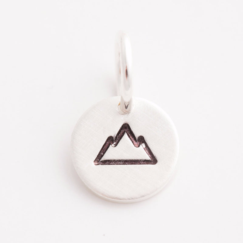 Teeny Tiny Mountains Charm