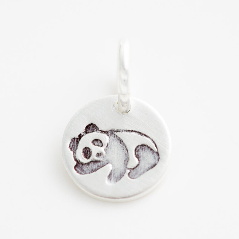 Teeny Tiny Panda Charm