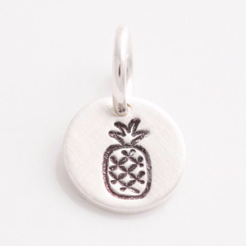 Teeny Tiny Pineapple Charm