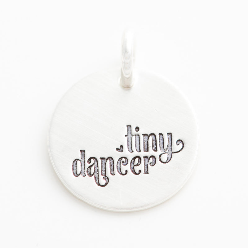 'Tiny Dancer' Charm