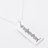 '#Outnumbered' by boymom® Charm