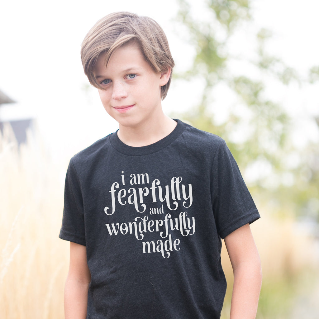 'I Am Fearfully and Wonderfully Made' Tee