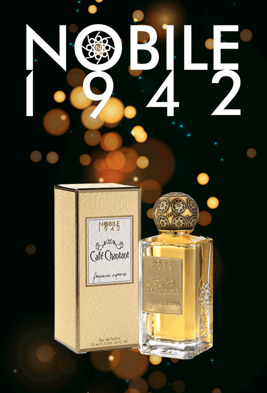 Reza Shari Parfum Showroom Nobile 1942 Banner