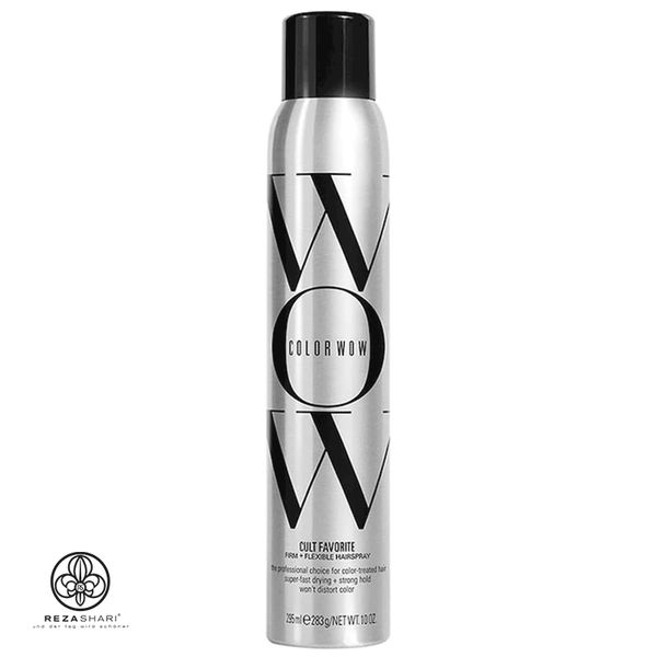 COLOR WOW - CULTFAVORITE + Flexible Hairspray