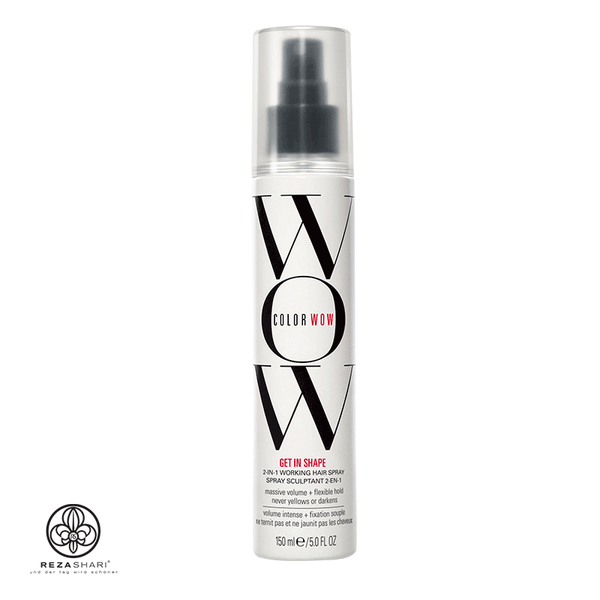 Color Wow - GET IN SHAPE 2 in 1 Hairspray