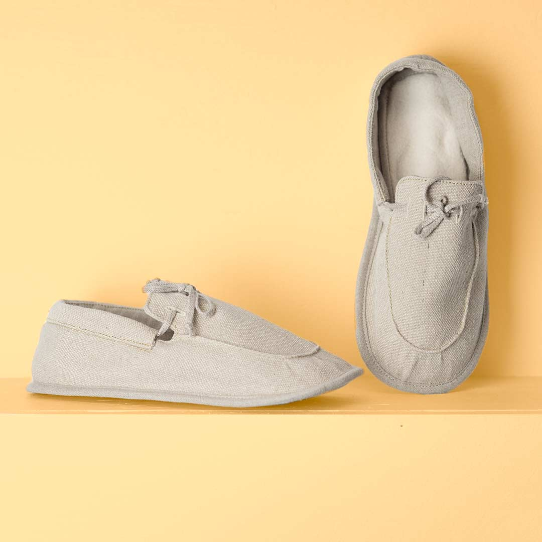 9. Gluck Slippers by Rawganique.