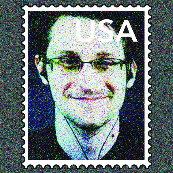 Edward Snowden (in a parallel universe)