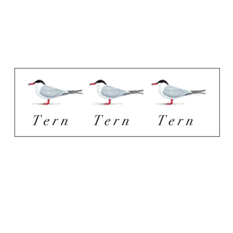 Tern. Tern. Tern. (to every bird there is a season...)