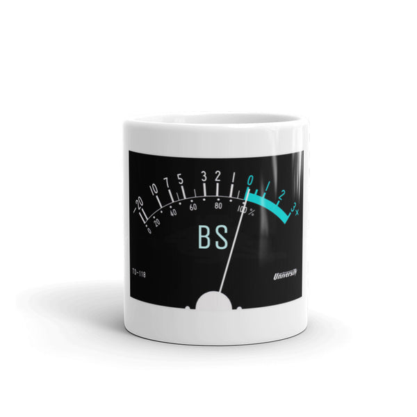 BS-O-METER: The Coffee Mug