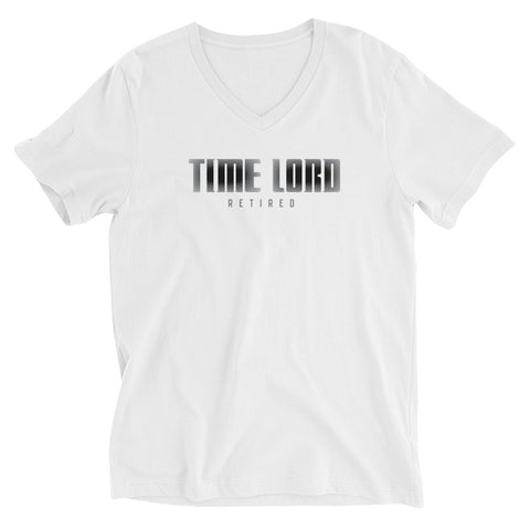 Timelord (Retired) V-neck