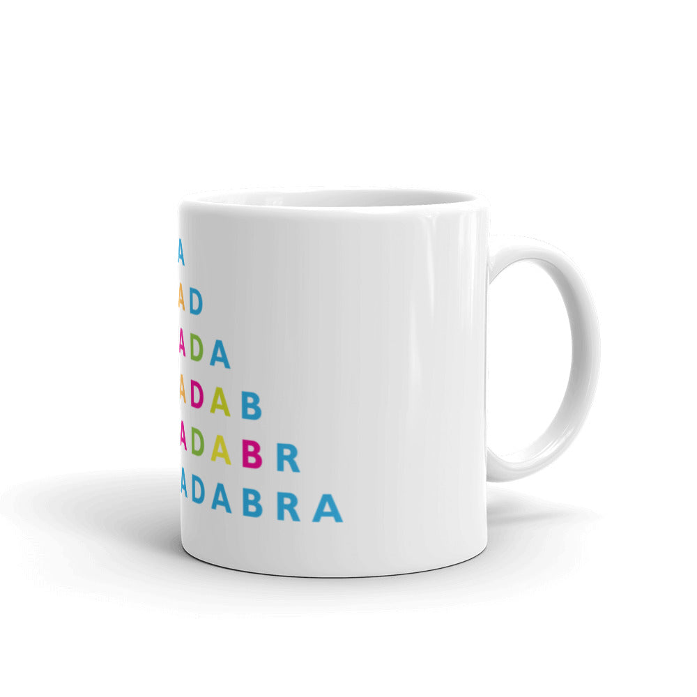ABRACADABRA: The Coffee Mug