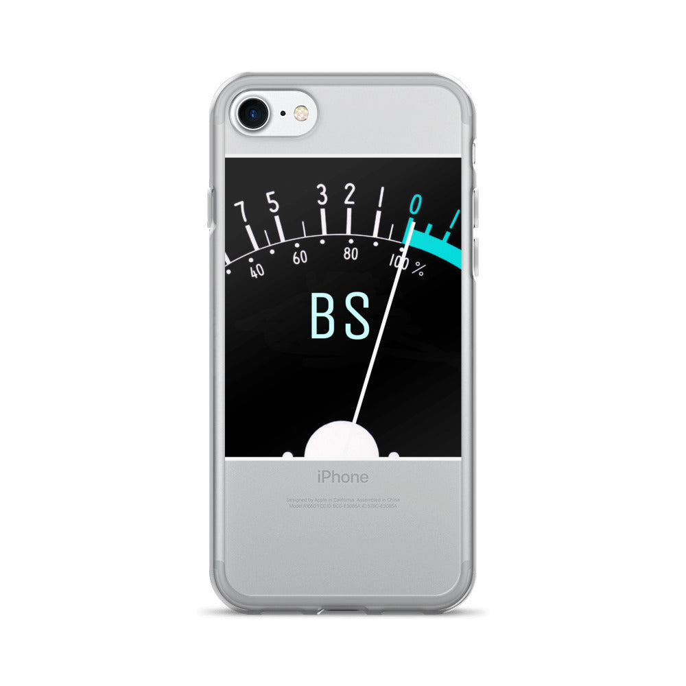 BS-O-Meter iPhone 7/7 Plus Case