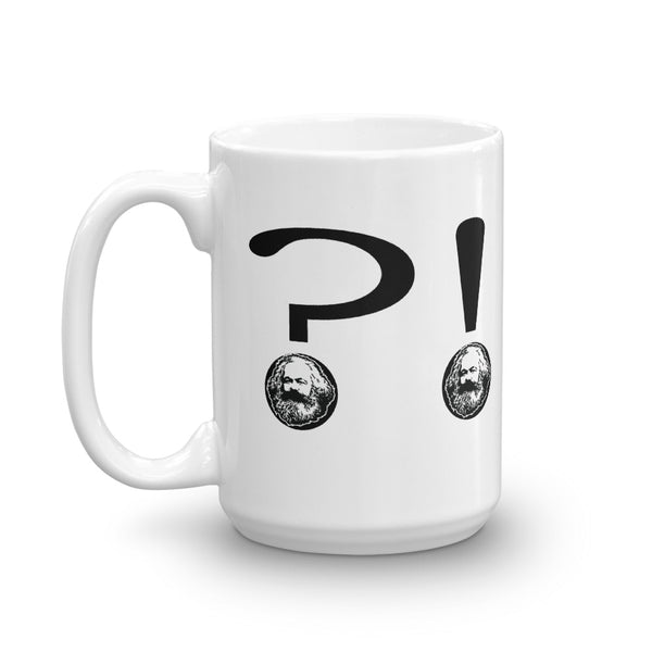 Punctuation Marx: The Coffee Mug