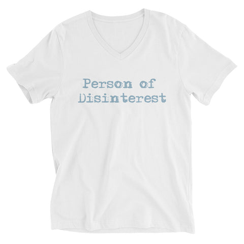 Person of Disinterest V-neck