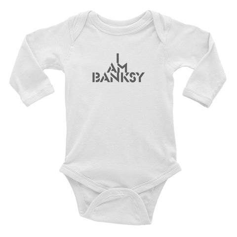 I am Banksy: The Onesie