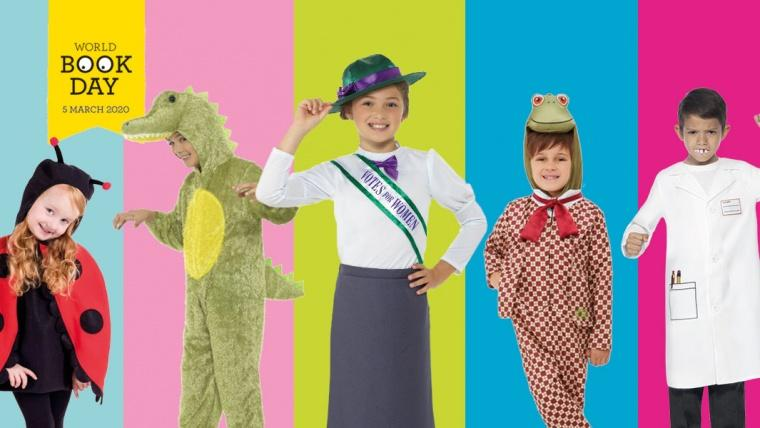 10 Unique World Book Day Costume Ideas | Fancydress.com