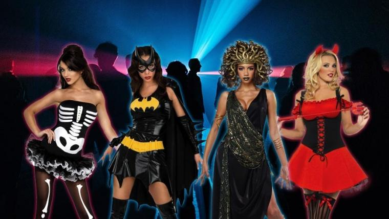20 Sexy Halloween Costumes To Hot Up Your Halloween | Fancydress.com
