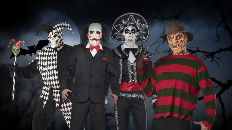 25 of the Best Men's Halloween Costume Ideas for 2020 | Fancydress.com