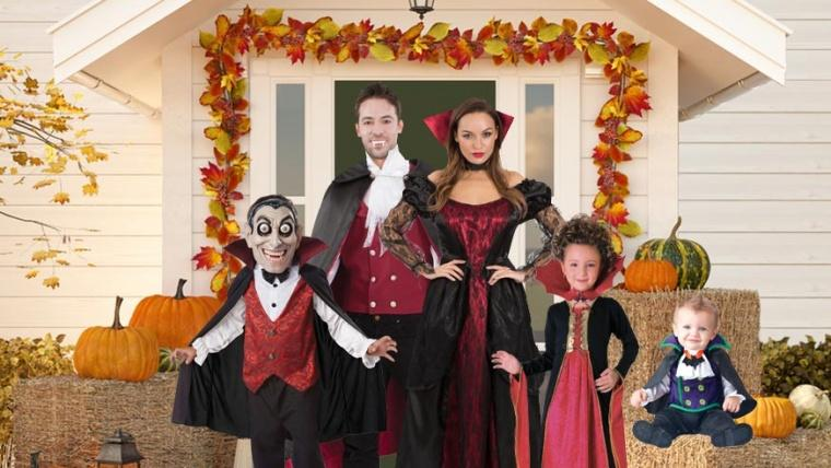 30 Family Halloween Costume Ideas #FamilyGoals | Fancydress.com