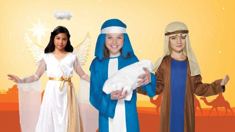 Showstopping Christmas Nativity Costumes | Fancy Dress-com