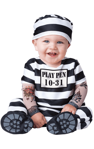 Baby Time out costume