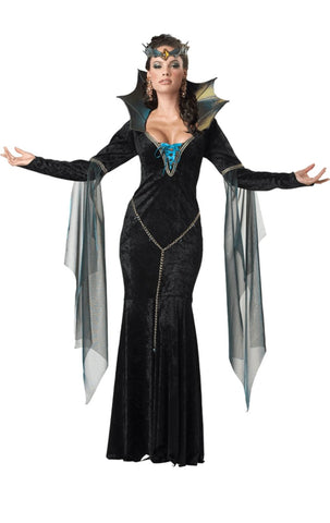 Evil Wicked Sorceress Costume