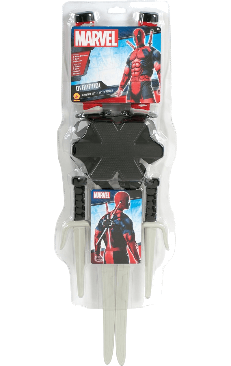 Official Deadpool Weapon Kit