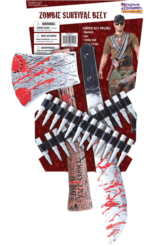 Zombie Hunter Kit Accessory
