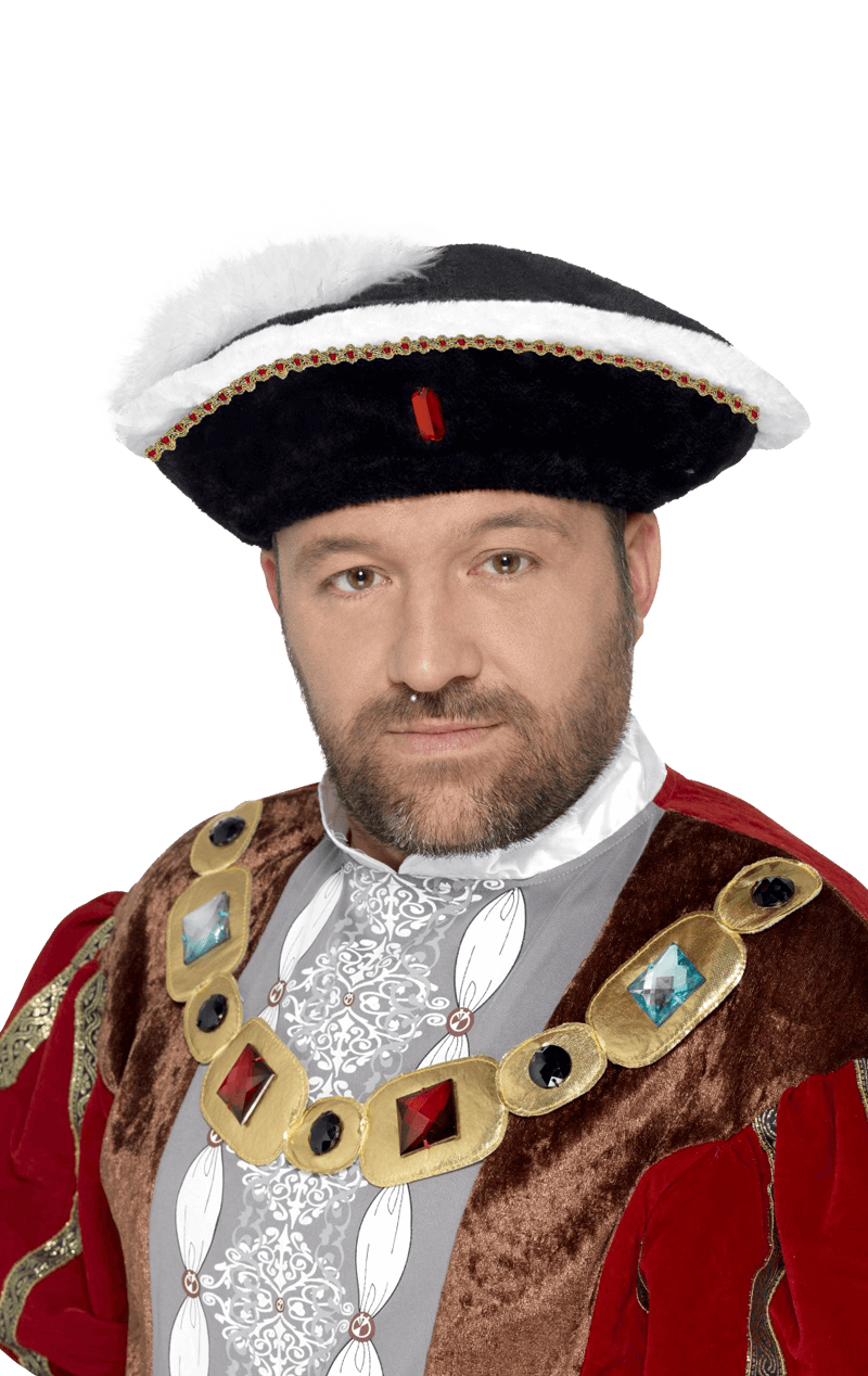 Henry VIII Hat Accessory