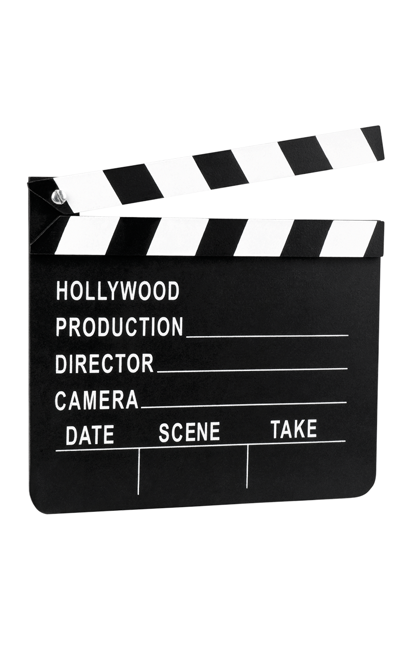 Movie Clapper Accessory