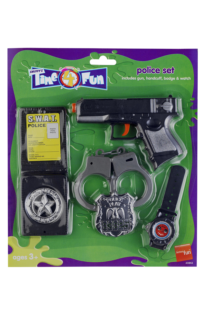 Police Accessory Set