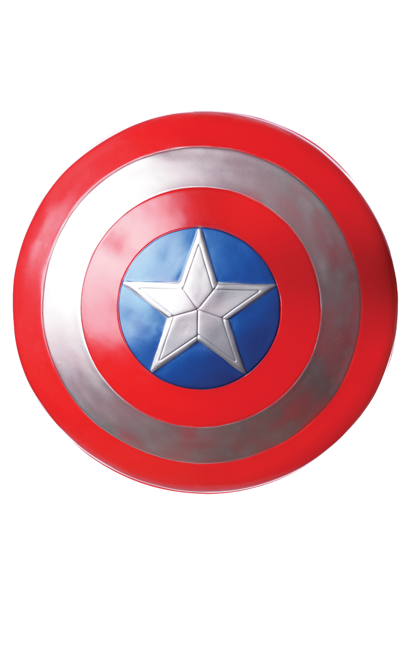 24inch Captain America Shield