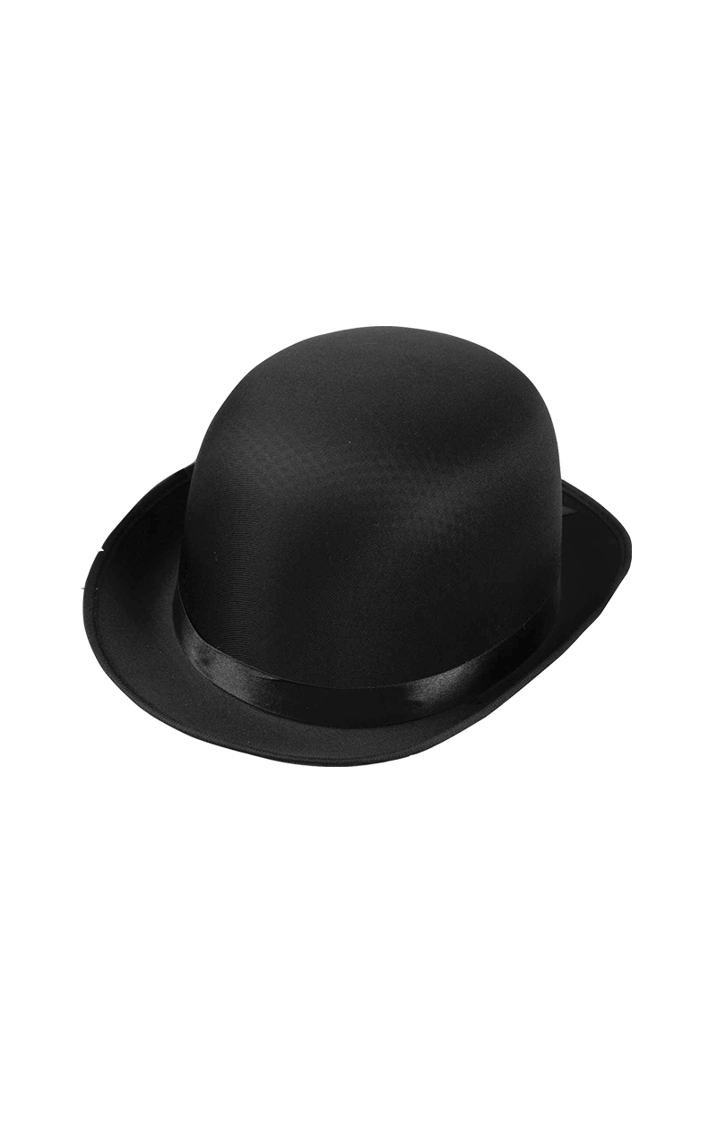 Black Bowler Accessory