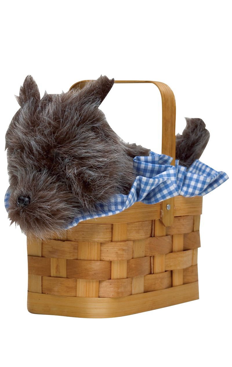 Doggie Basket Handbag Accessory