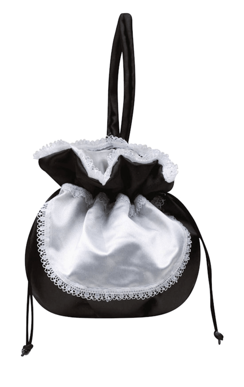 French Maid Handbag Accessory