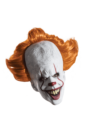 Pennywise Movie Facepiece
