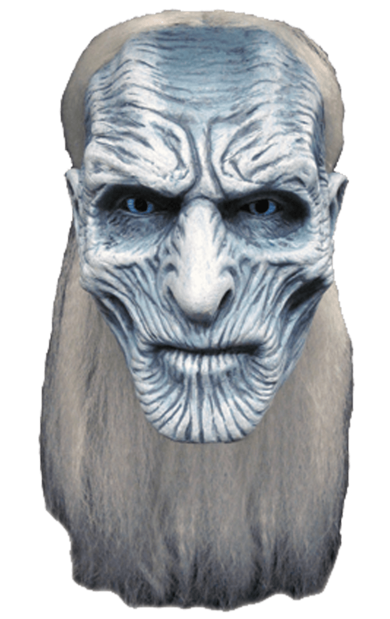 White Walker Facepiece