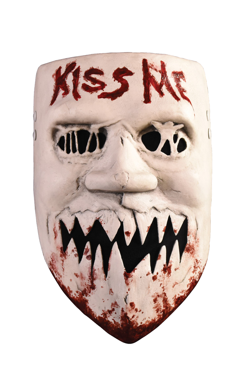 Kiss Me The Purge Facepiece