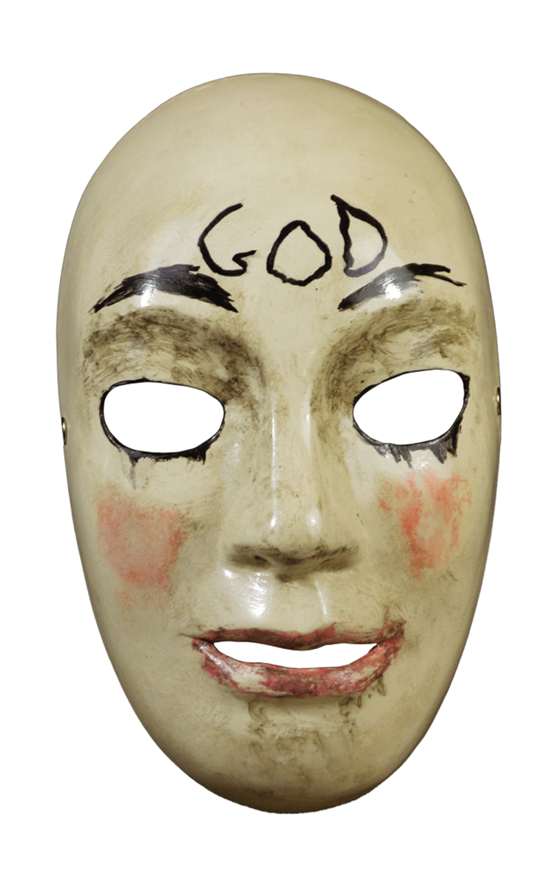 The Purge God Facepiece