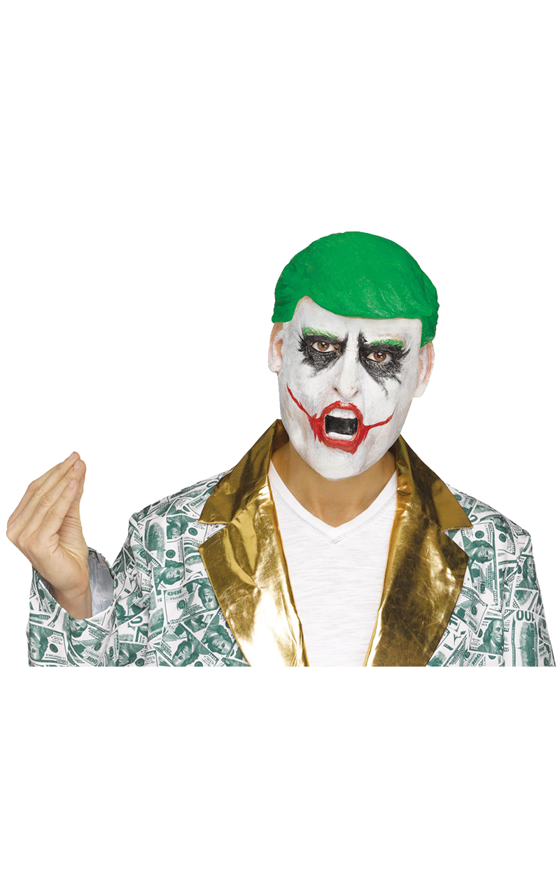 The Joker Trump Facepiece