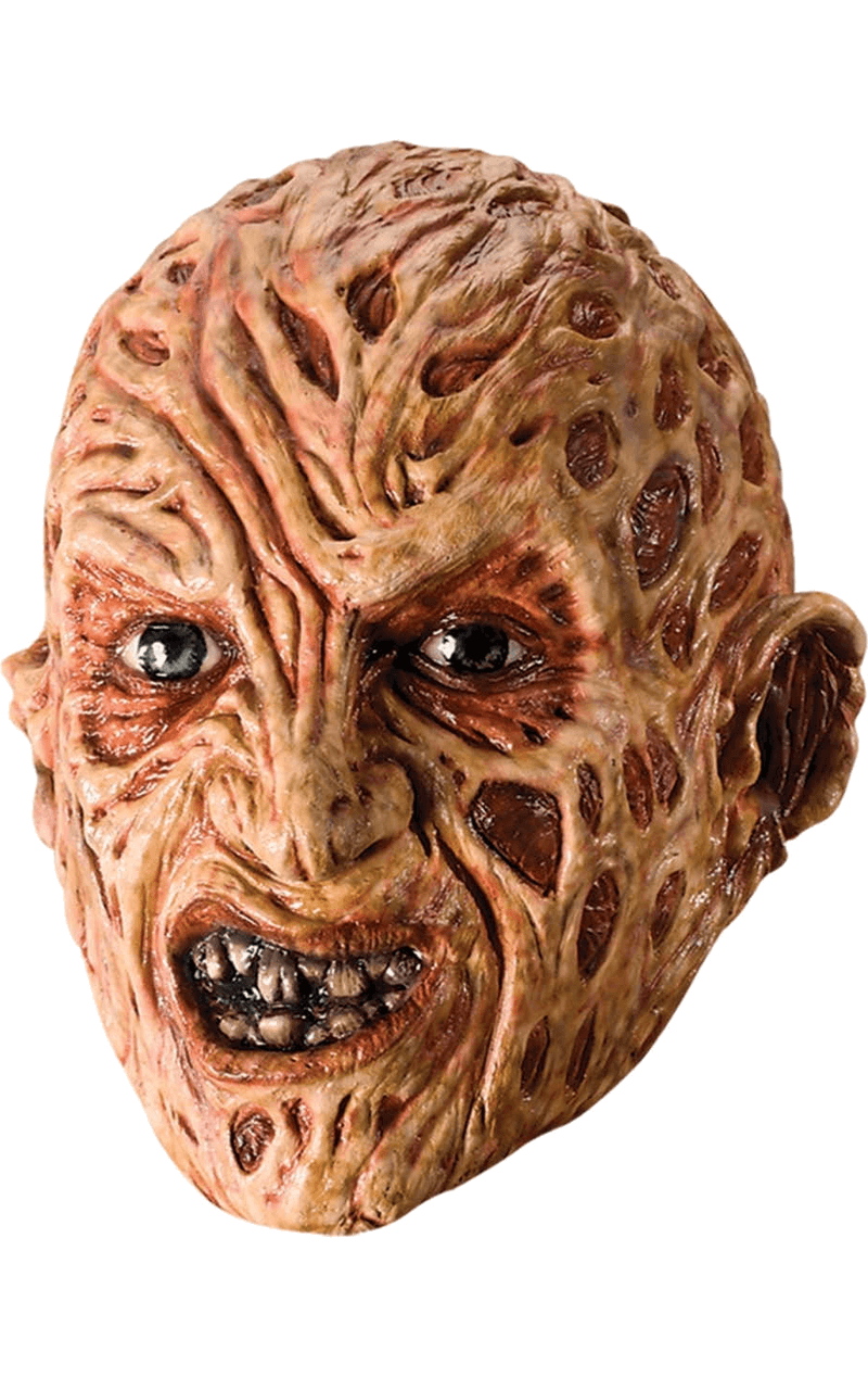 Freddy 3/4 Vinyl Facepiece