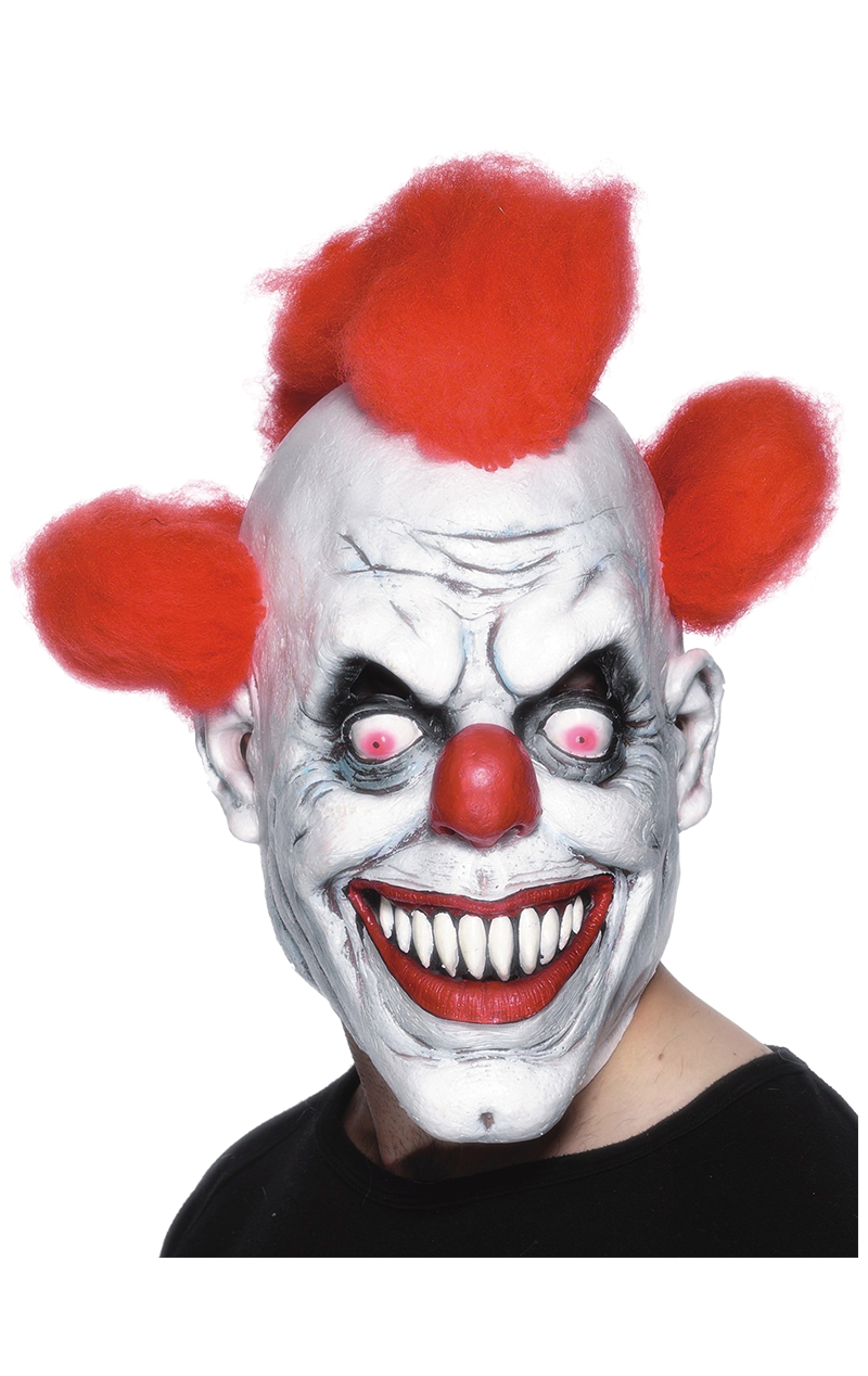 Scary Clown Facepiece