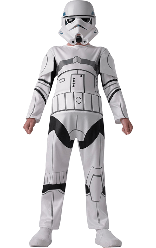 Kids Stormtrooper Jumpsuit
