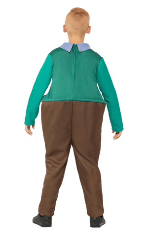 Kids Augustus Gloop Costume