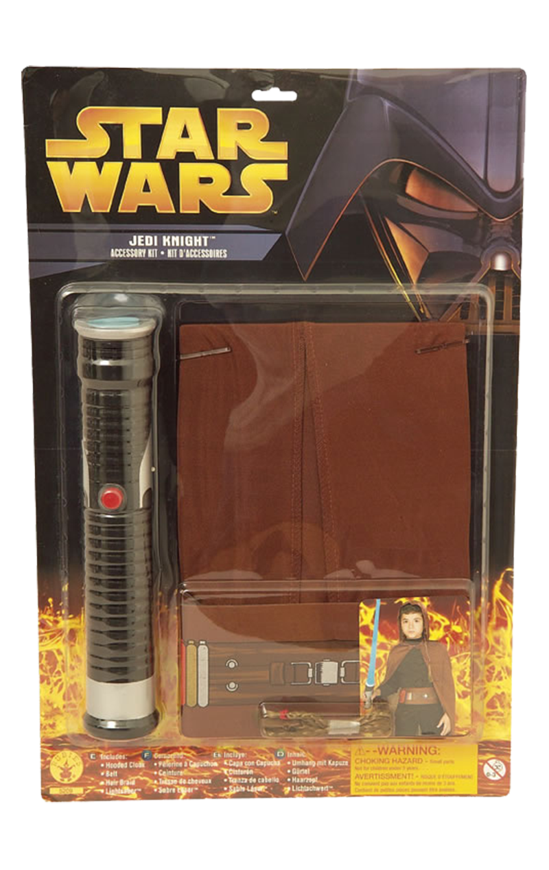 Jedi Knight Pack Costume Kit