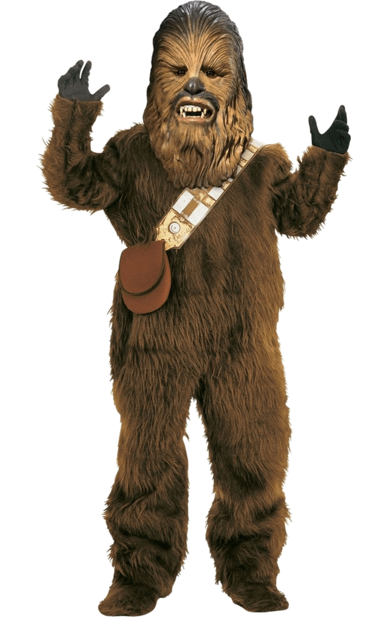 Kids Chewbacca Costume