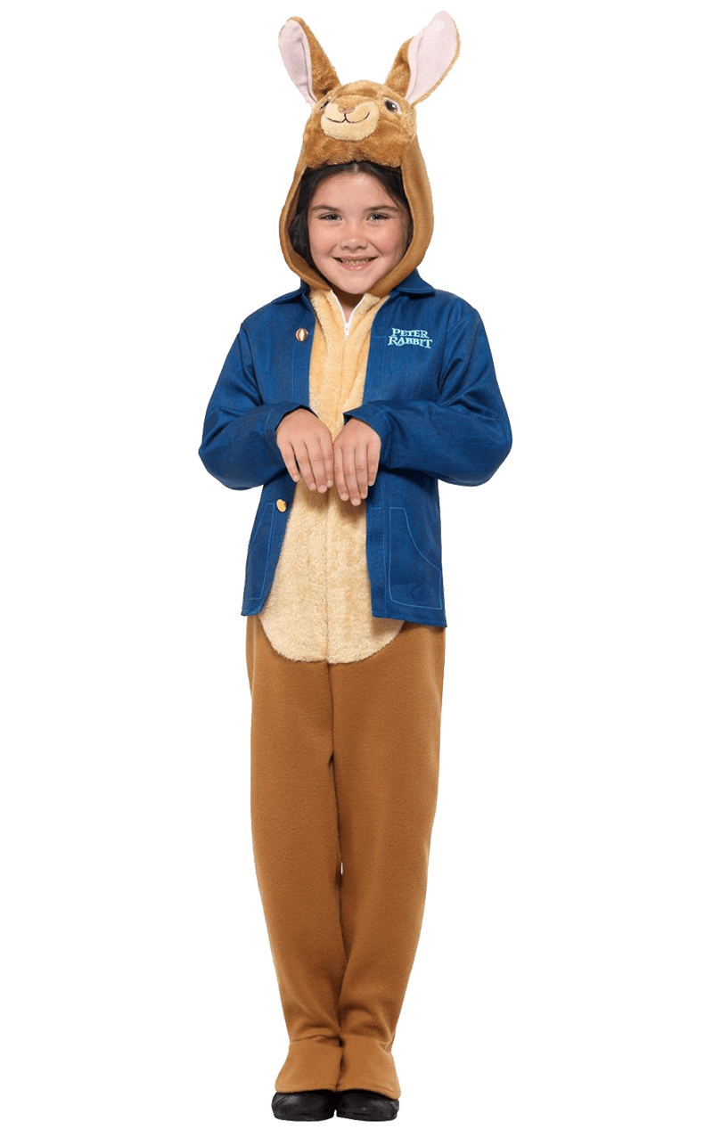Kids Deluxe Peter Rabbit Costume